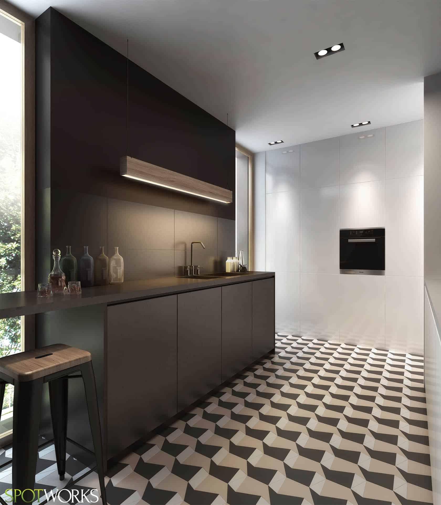 High Quality Rendering Service